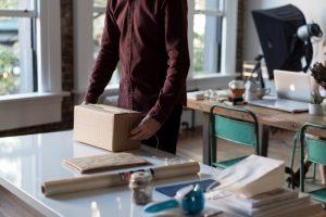 paczka przesyłka
